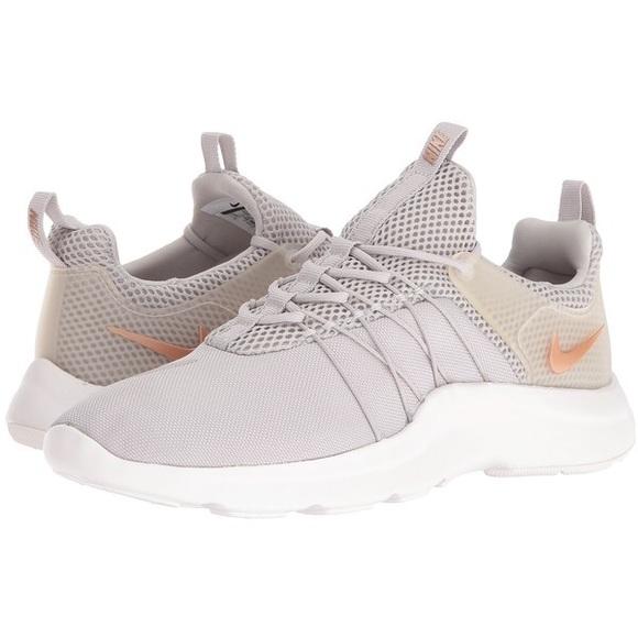 promo code 5411e 7e697 ... new zealand women nike darwin training shoes rose gold grey ab45a 18a63